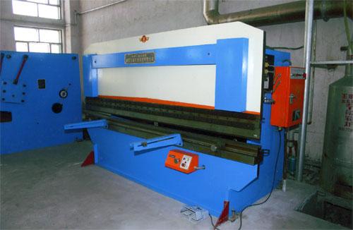 WE67Y液压折弯机
