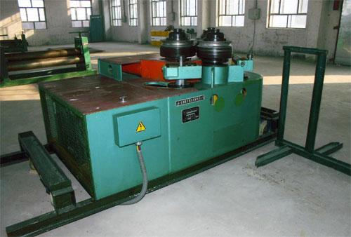 W24S管材弯曲机