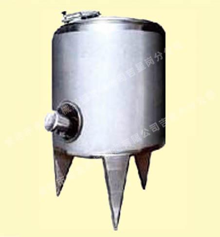 立式侧搅拌保温罐