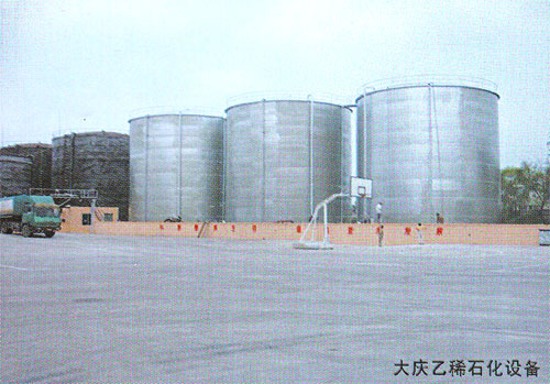 大庆乙烯石化设备