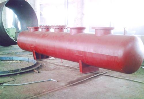 大庆油公司锅炉用分水罐