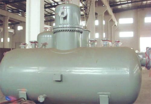 大庆石化锅炉用水除氧器